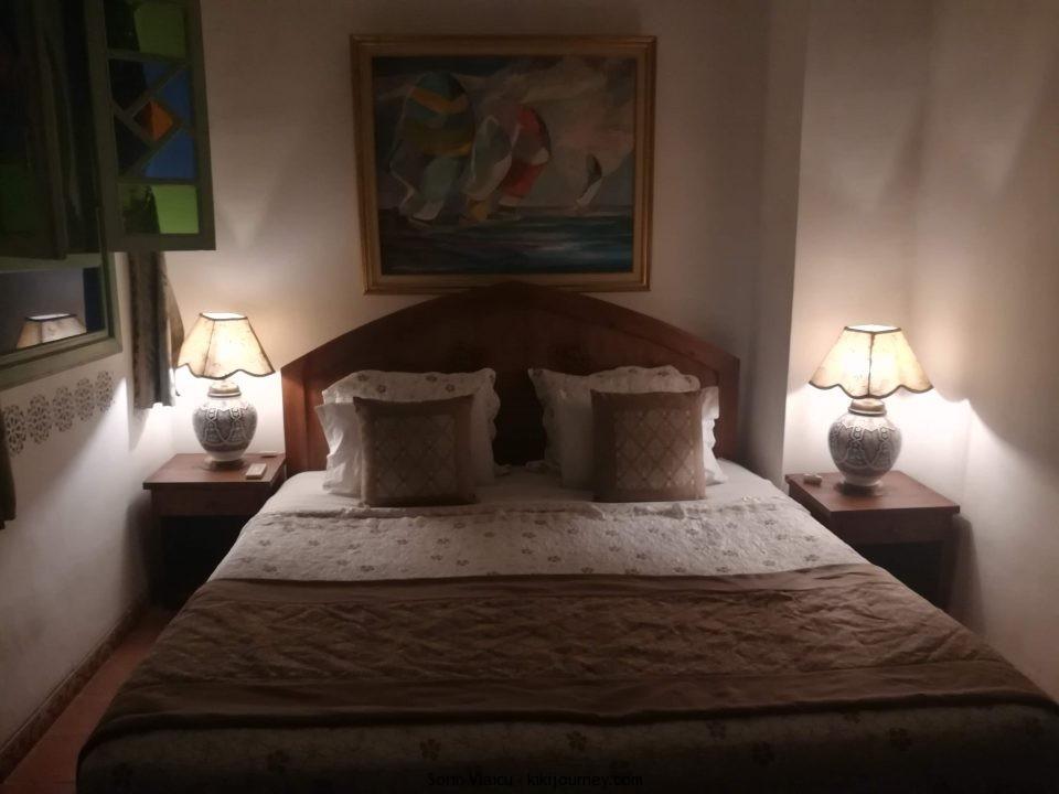Riad Cherihane Bed