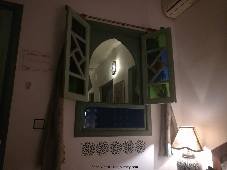 Riad Cherihane Window