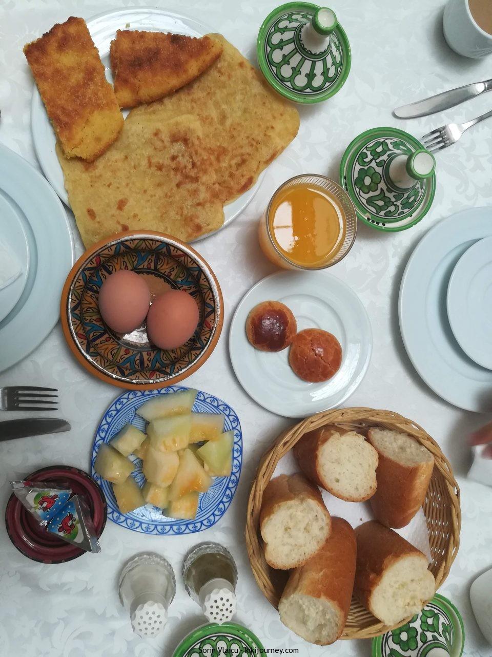 Breakfast Dar Fes Medina