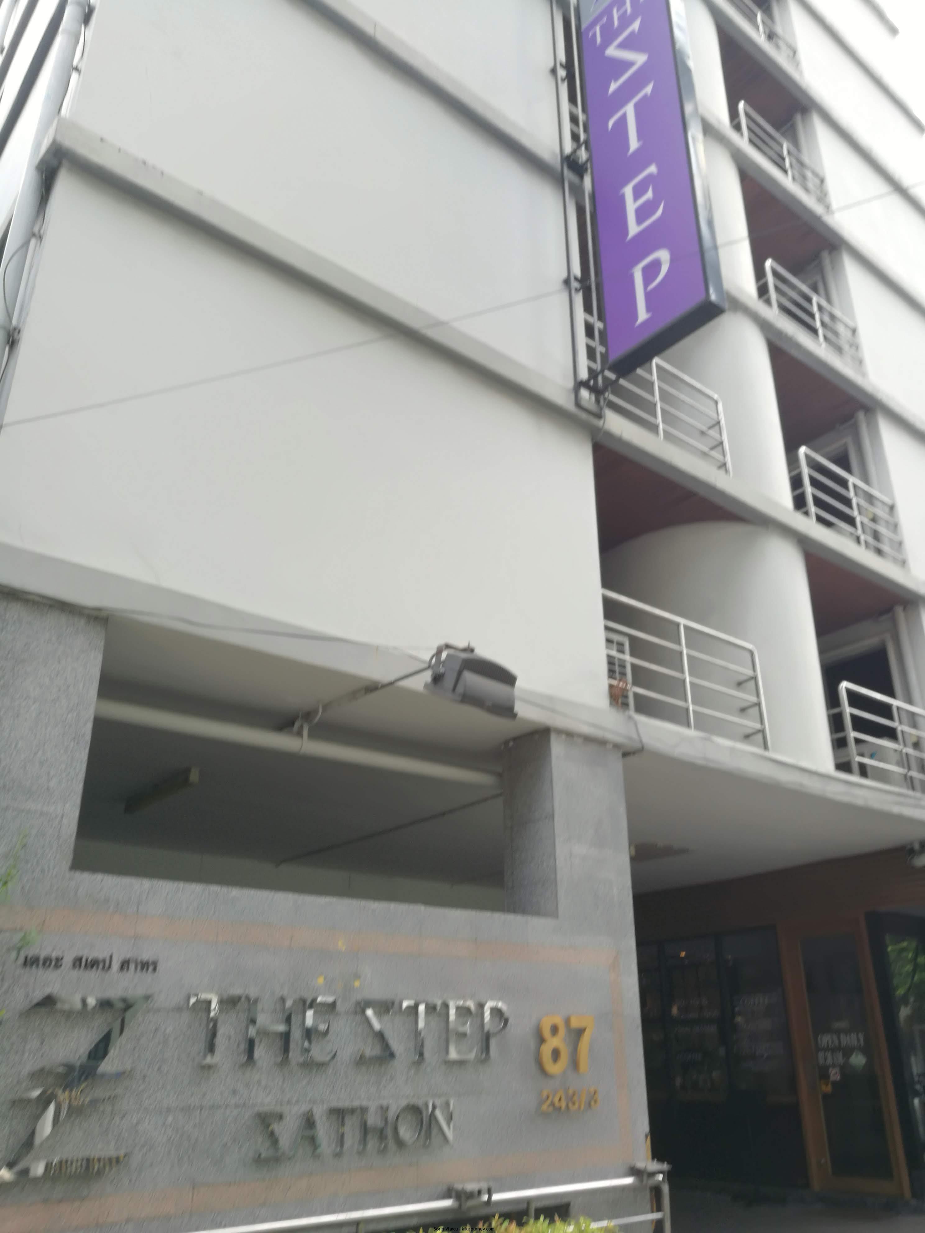 Hotel Review: The Step Sathorn | Bangkok |Thailand