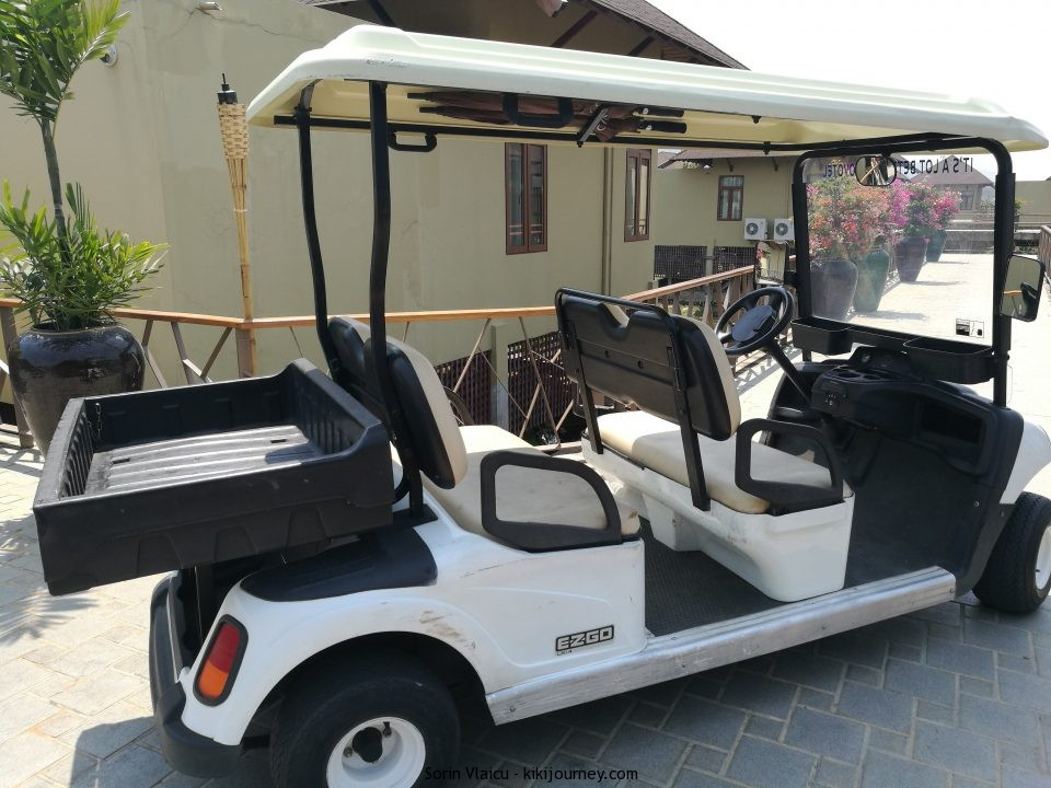 Golf Car Inle Lake