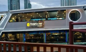 Chao phraya river cruise without dinner