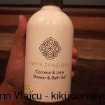 Shower Bath Gel Zanzibar
