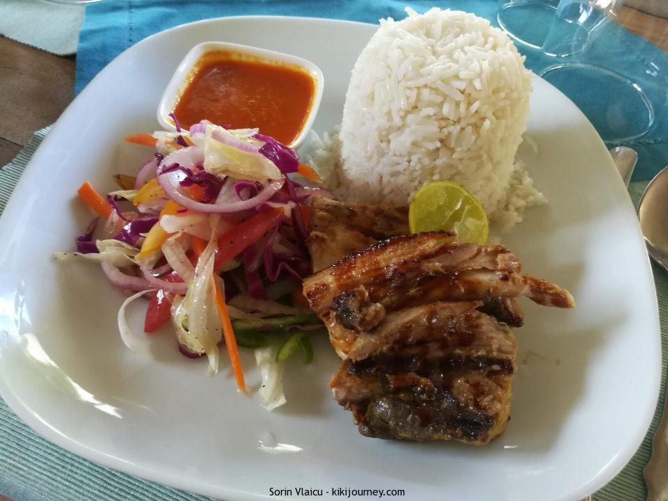 Fish Zanzibar