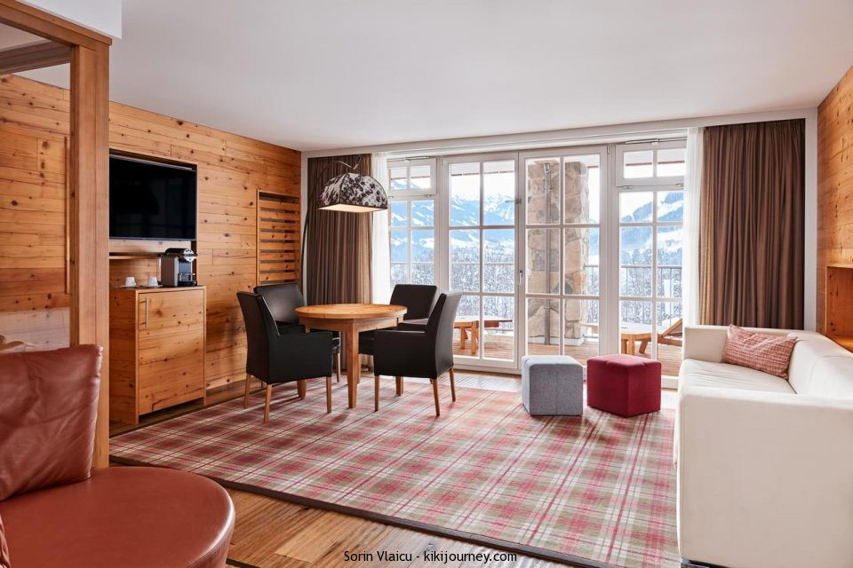 Grand Tirolia Hotel Kitzbühel
