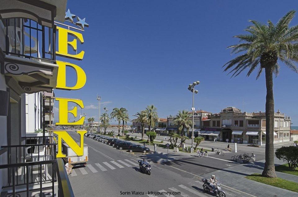 Hotel Eden Viareggio
