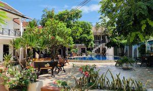 Hotel Vientiane Garden Villa Hotel