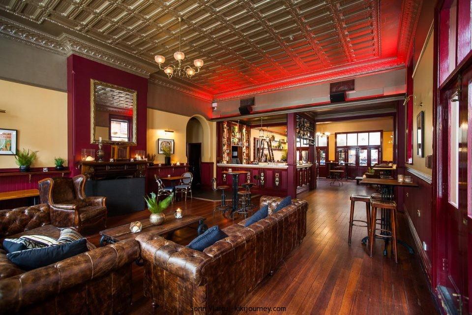 Nightcap at Belgian Beer Cafe