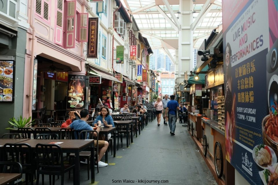 Singapore Local Tours