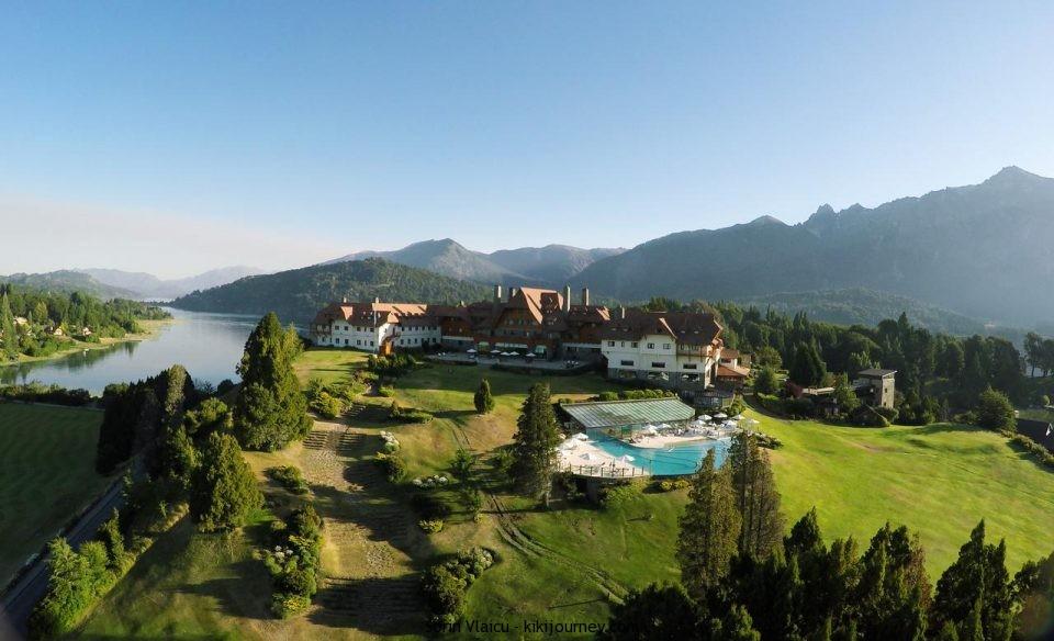 Llao Llao Resort, Golf-Spa