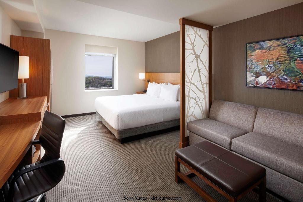 Hyatt Place Knoxville:Downtown
