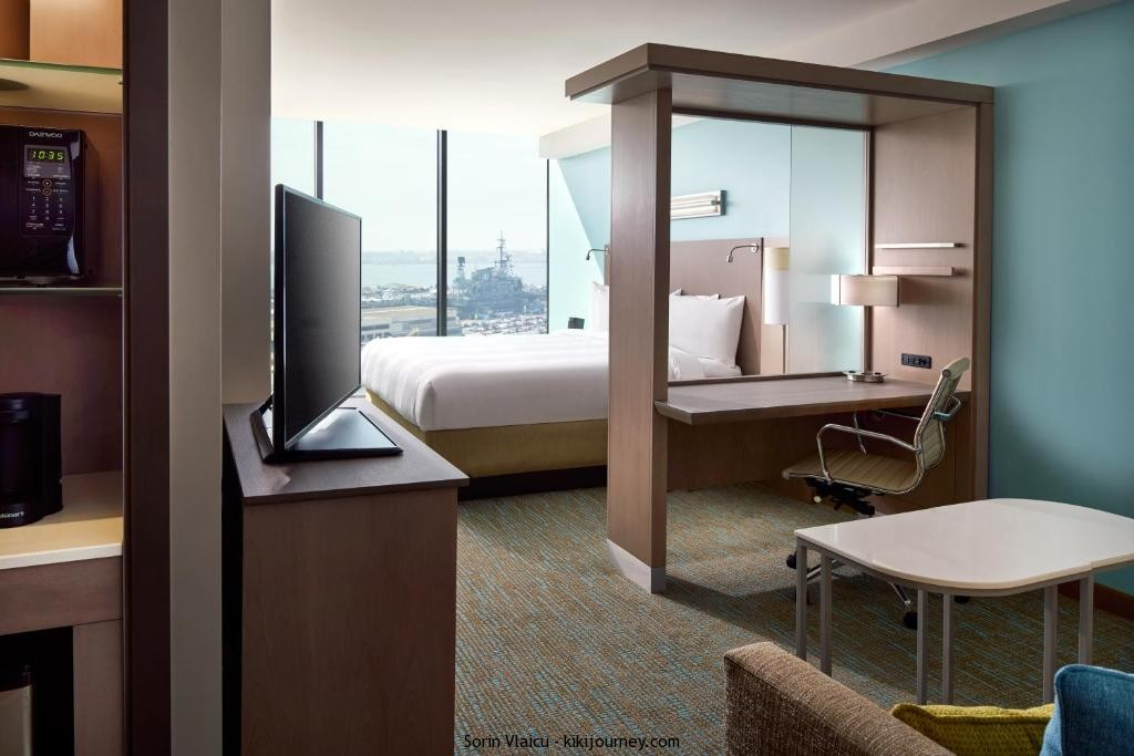 SpringHill Suites by Marriott San Diego Downtown:Bayfront