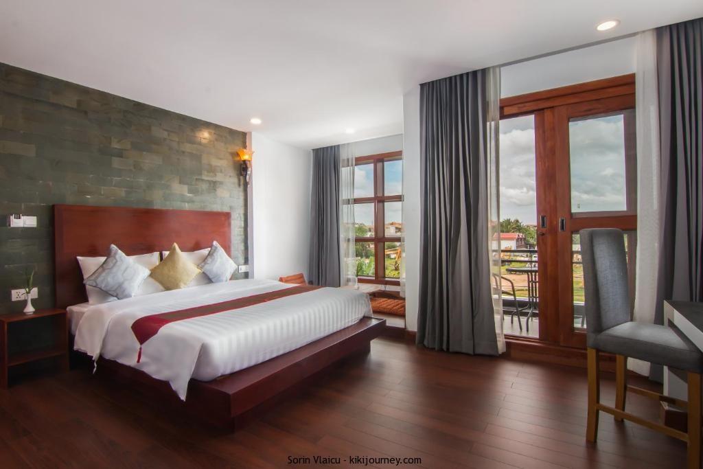 Eco Friendly Hotels Siem Reap