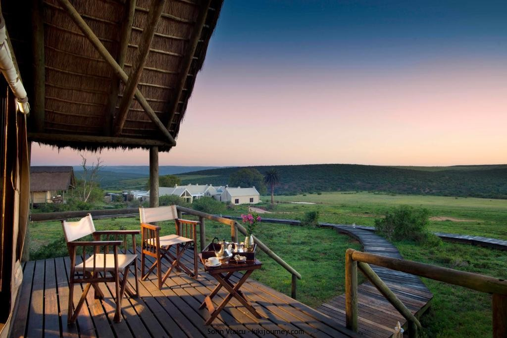Luxury tent Gorah Elephant Camp