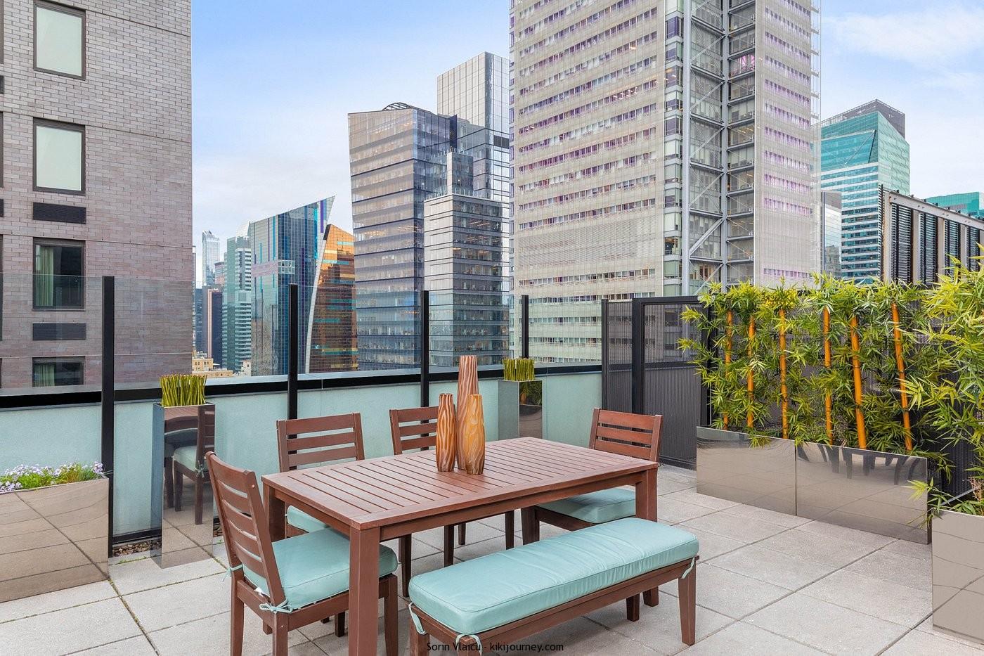 eco friendly luxury hotels new york city