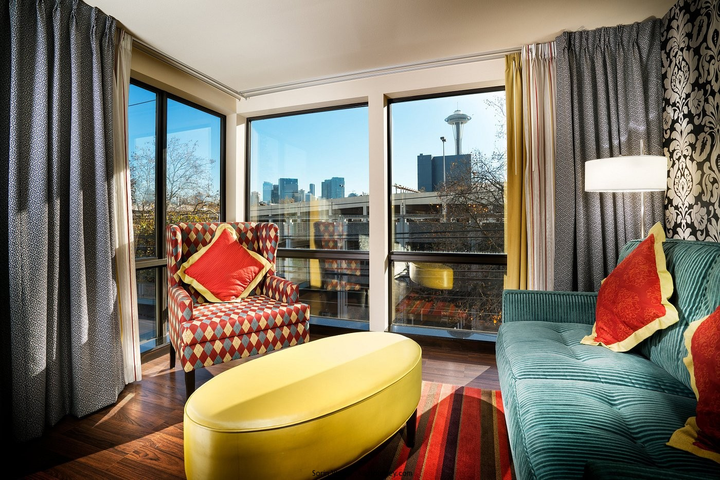 Eco Friendly Hotels Seattle
