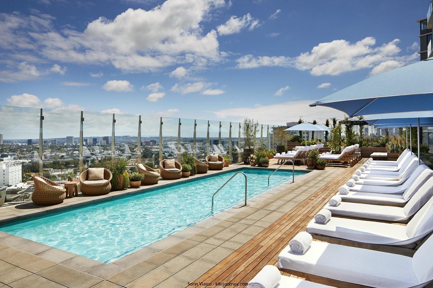 Eco Friendly Hotels West Hollywood