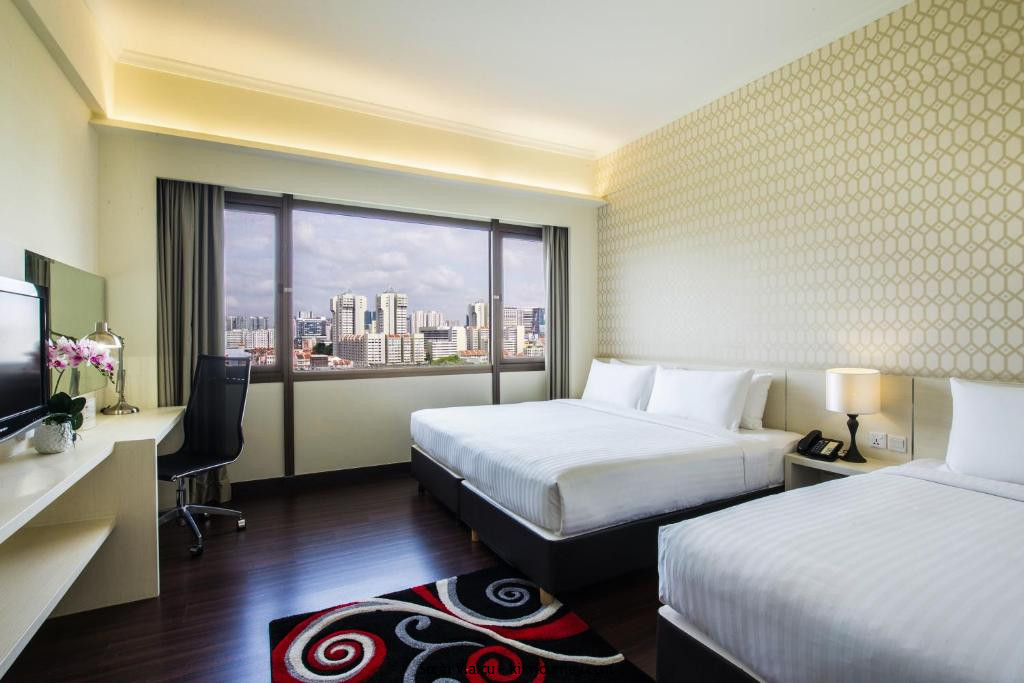Muslim Friendly Hotels Singapore