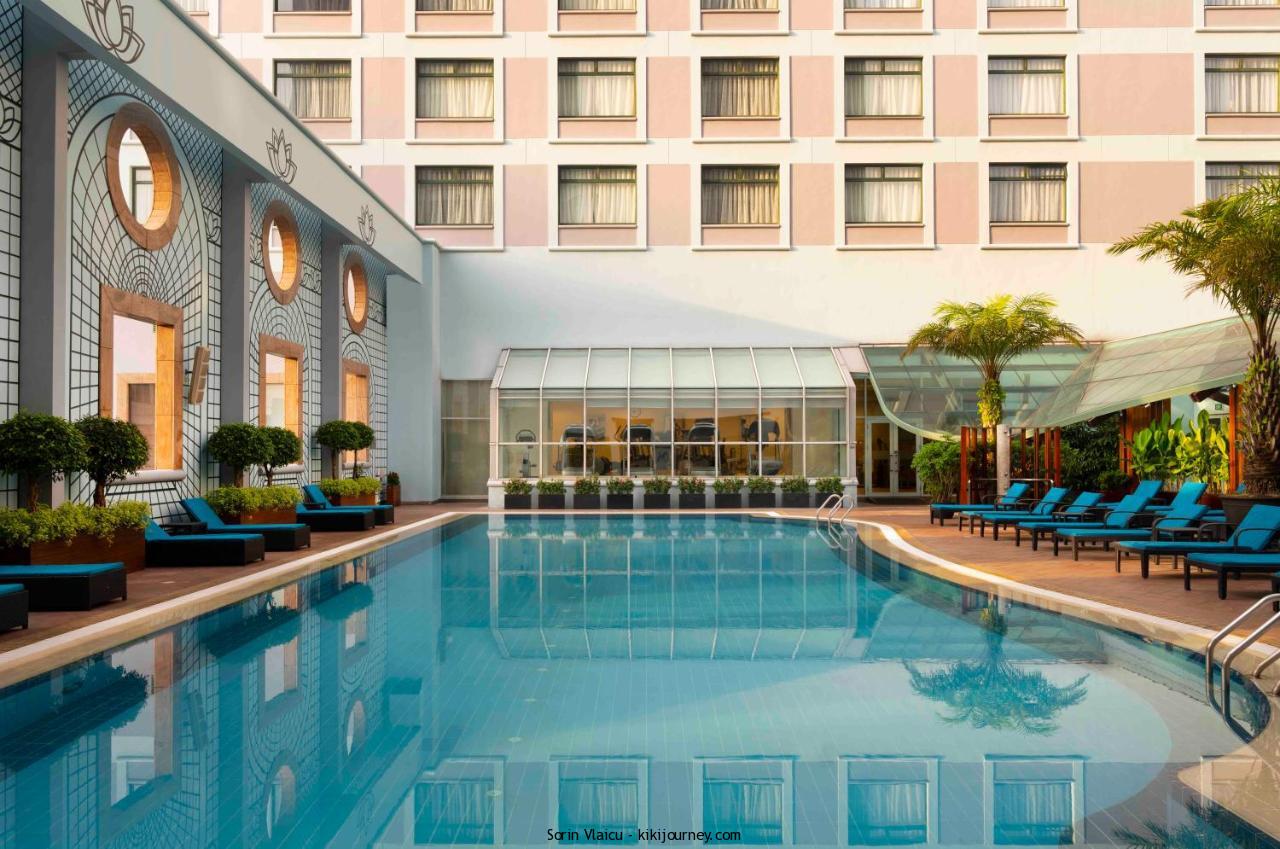 Halal Hotels Saigon Vietnam
