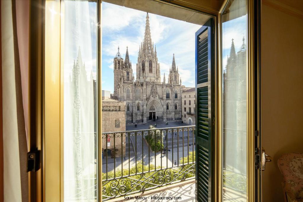 Hotels Near Barcelona Christmas Market