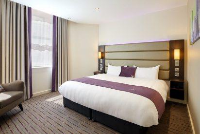 Premier Inn Bristol City Centre (Lewins Mead) Hotel